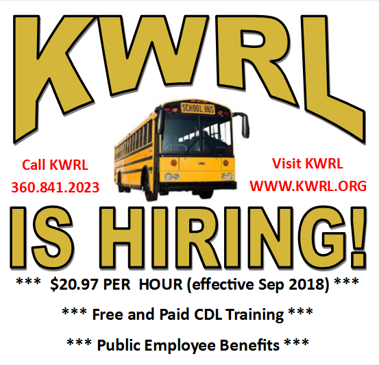 Bus Drivers Needed!