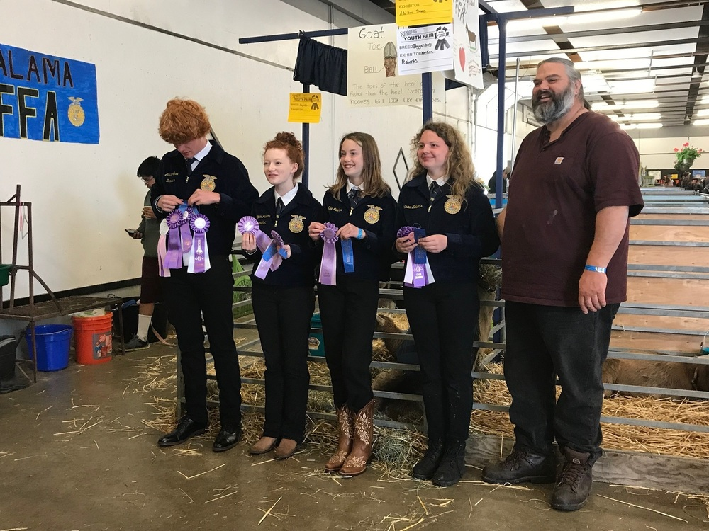 Program Spotlight: FFA/Agriculture