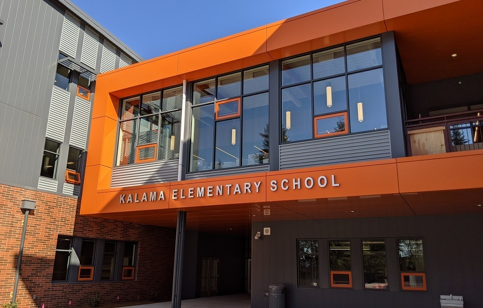 Video: Take a tour of the new Kalama Elementary