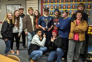 Kalama High School wins Cowlitz Auditor's Cup
